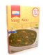 Ashoka Saag Aloo (Spinach & Potato)
